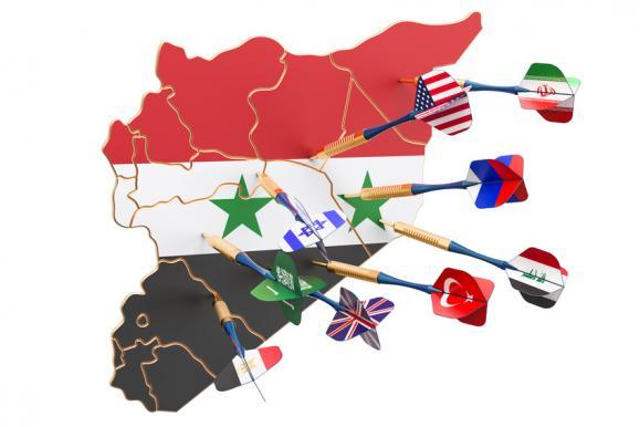 L'imbroglio syrien
