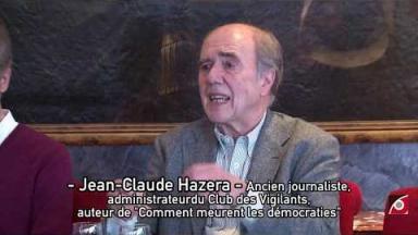 Jean-Claude Hazera / Comment meurent les démocraties (extraits)
