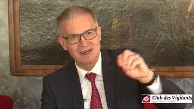Patrick Bernasconi / Le CESE, au coeur des enjeux démocratiques (extraits)