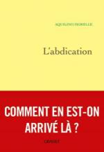 Aquilino Morelle - L'adbication